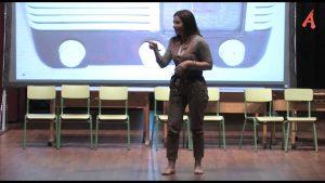 Charlas y conferencias de Elena Martín Aprendemos Todos