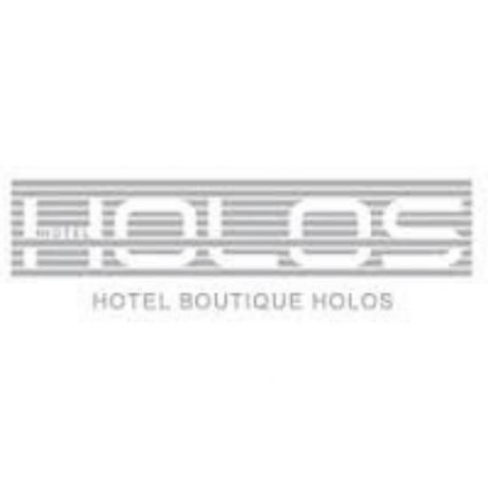 logo hotel Holos