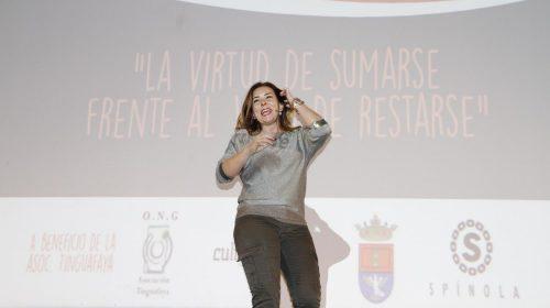 Charlas y conferencias de Elena Martín